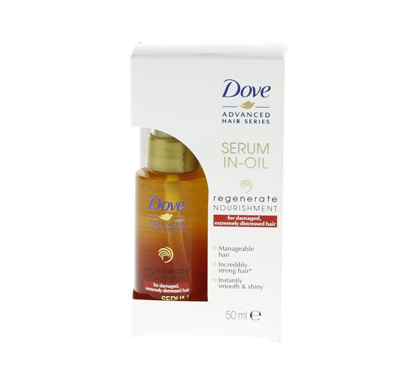 Dove Advanced Hair Series. Serum in-oil