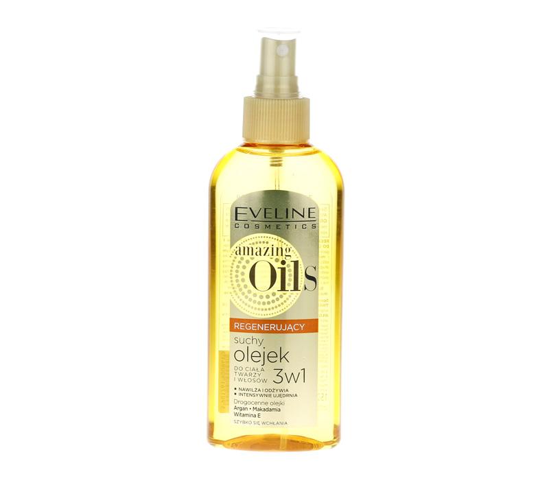 Eveline Cosmetics Amazing Oils