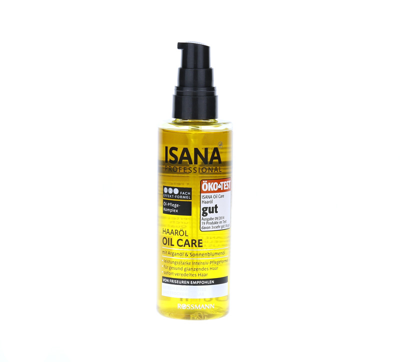 Isana Professional, Haarol Oil Care