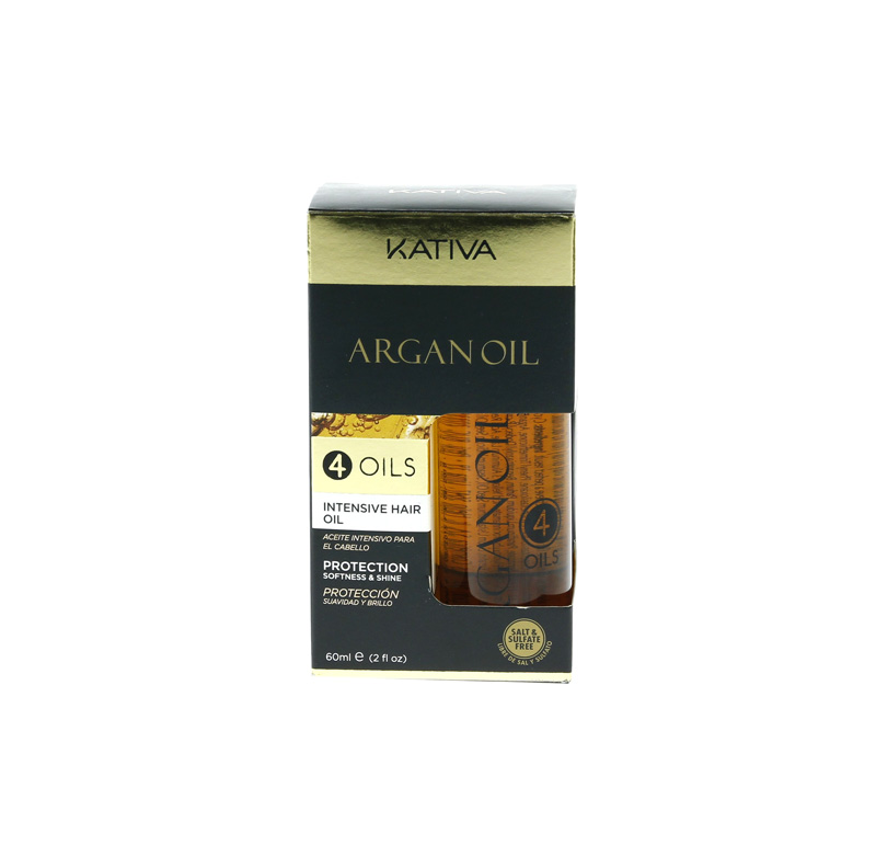 KATIVA Argan Oil – 4 Oils